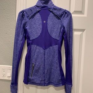 lululemon athletica Tops - Lulu Zip Pullover